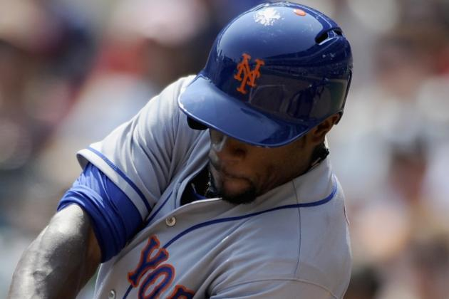 Eric Young Jr. and Travis d'Arnaud Out of Lineup Today vs. Braves