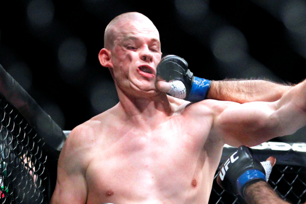 Stefan Struve Out Indefinitely Due to Heart Condition