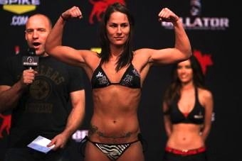 Jessica Eye Signs with the UFC, First Fight Possibly Against Sarah Kaufman