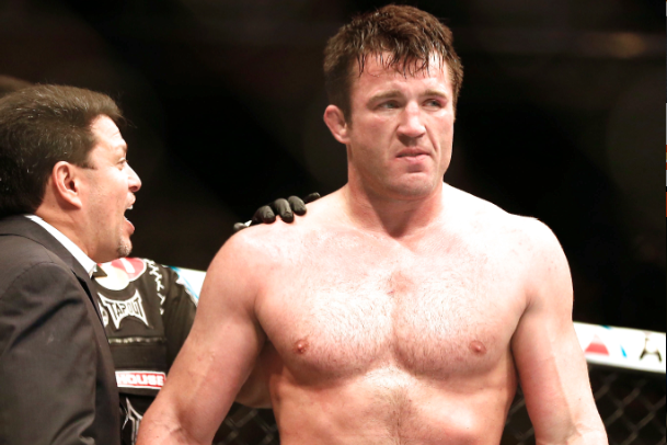 Hey Dana White: We've Got Chael Sonnen Ranked 3rd at MW on One Condition