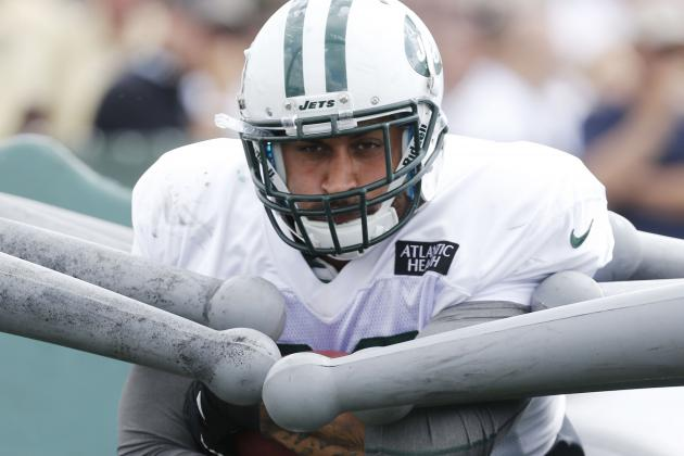 Jets Lose Lex Hilliard for the Season, Rookie Bohanon Apparently Wins Job
