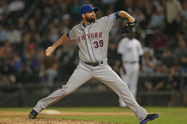Parnell Not Yet Ready to Begin Baseball Activities