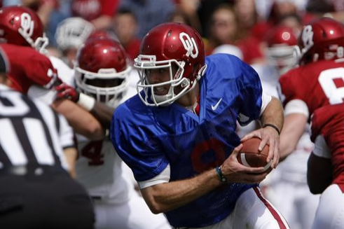 Bob Stoops Denies Reports, Says No QB Decision Yet