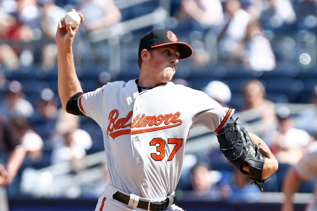 Six-Man Rotation a Possibility for Orioles