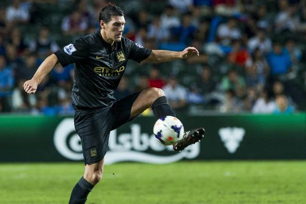 Why Midfielder Gareth Barry Needs to Leave Manchester City