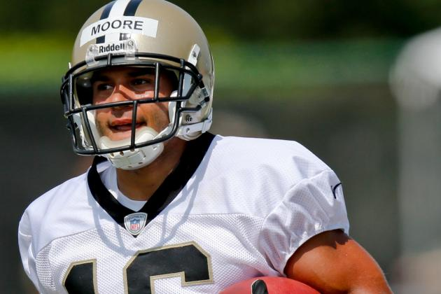 Lance Moore Willing to Do Whatever's Needed
