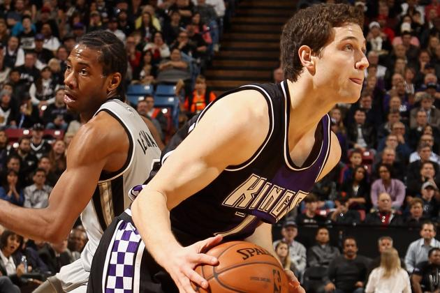 Kings Still Listening to Jimmer Fredette Trade Offers