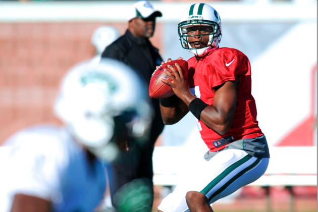 What Can Geno Smith Do Against the Giants to Win the Jets' Starting QB Job?
