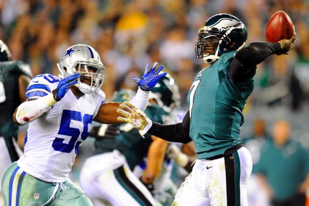 NFC East: Vick's Victory and What It Means for Dallas