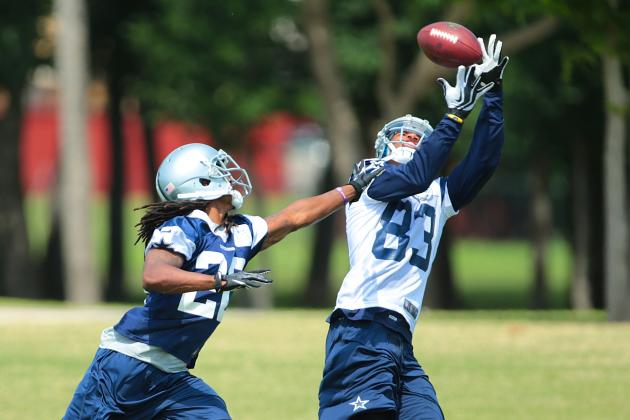 Two-Minute Drill: Dez Sees Big Week Coming For Williams