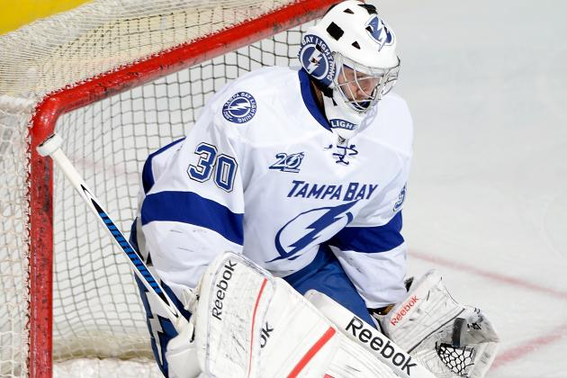 Ben Bishop Gets His Chance to Be a Starter for Tampa Bay Lightning