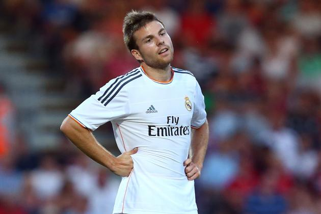 Asier Illarramendi Is Needed Quickly by Real Madrid After Xabi Alonso Injury
