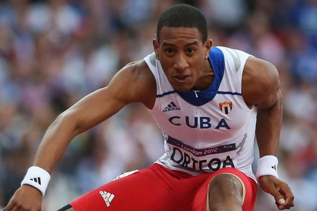 Reports: Hurdler Orlando Ortega Deserts Cuban Team, Whereabouts Unknown