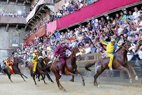 The World's Most Dangerous Horse Race