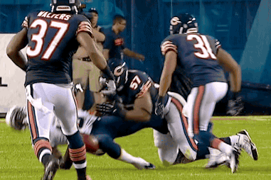 Lance Briggs Reacts to Jon Bostic Reportedly Being Fined for Clean Hit