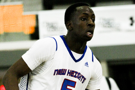 Incoming Freshman Terrence Samuel Cleared, Will Play in 2013-14