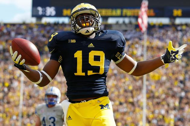 Michigan Football: Biggest X-Factors to Watch During Wolverines' 2013 Season