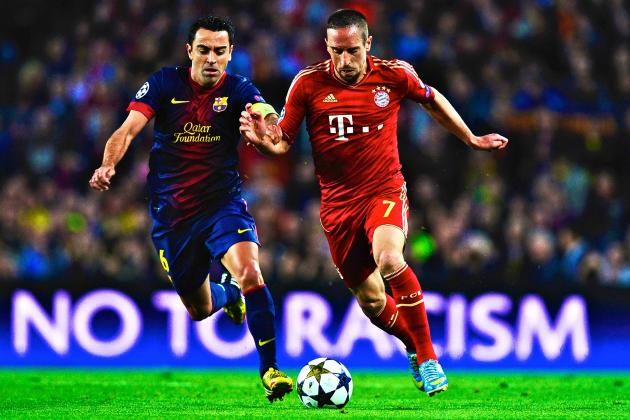 How Barcelona and Bayern Munich Stole a March on European Football