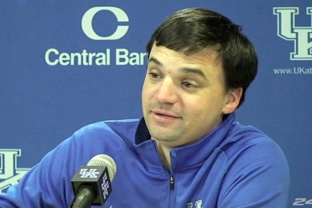 Neal Brown Not Overly Concerned About Not Having a Clear Leader at WR