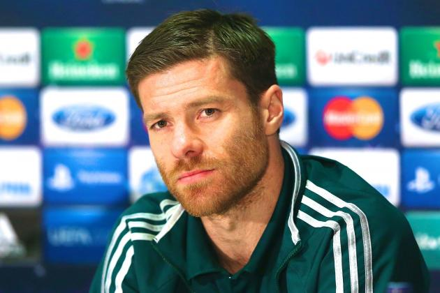 Xabi Alonso Injury: Updates on Real Madrid Star's Foot
