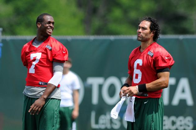 Is the New York Jets QB Competition Rigged for Geno Smith to Win?