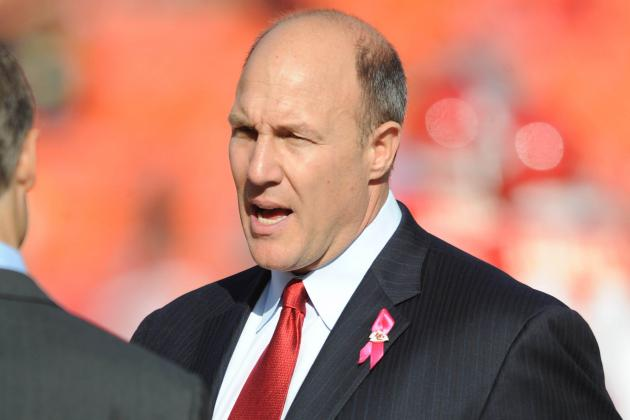 Scott Pioli Talks Jon Baldwin Departure