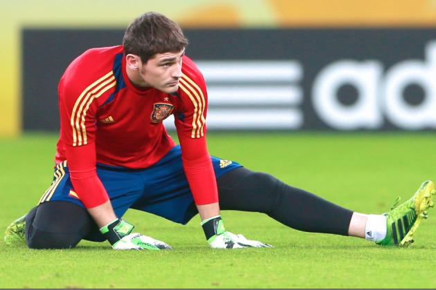Arsenal Transfer Rumours: Iker Casillas and Yohan Cabaye Frustrate Gunners