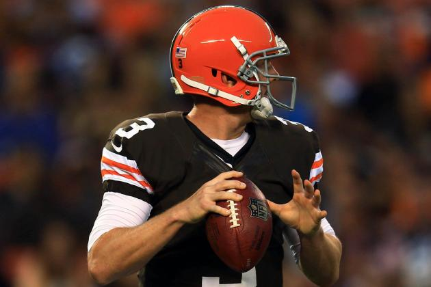 Weeden 'Earned' Starting Job