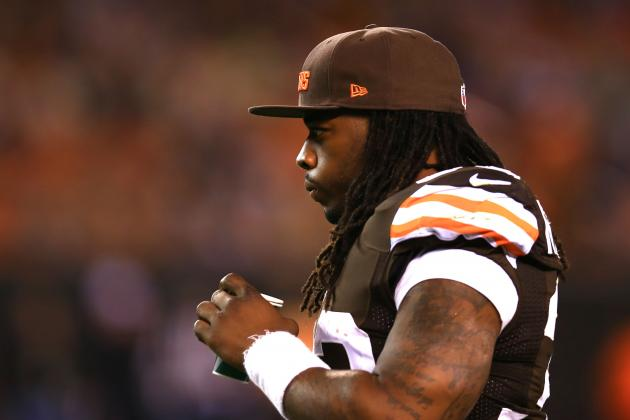 ESPN: Trent Richardson Will Soar Up #NFLRank