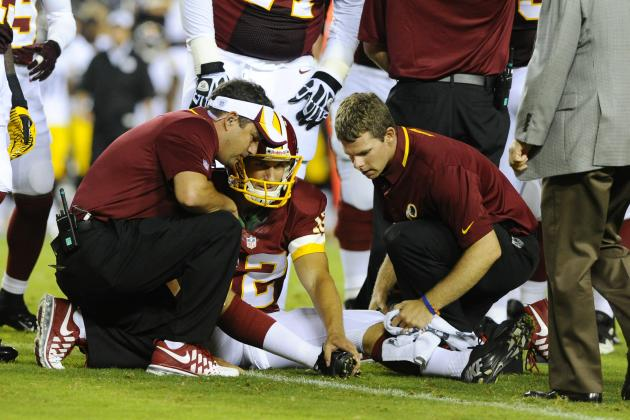 Washington Redskins: Injury Updates for Cousins, Cofield and Hankerson