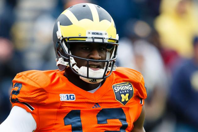 Michigan's Devin Gardner Wows Quarterback Guru George Whitfield