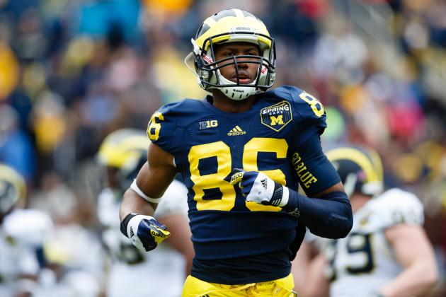 With Darboh Out, U-M Looks for Rangy WR