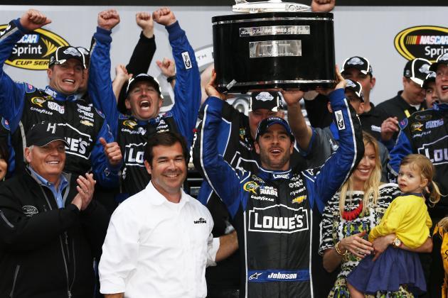 NASCAR Should Copy Golf and Designate 4 Races as Majors