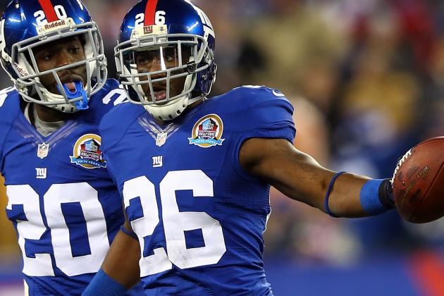 Antrel Rolle Says Rehab Is 'Ahead of Schedule'