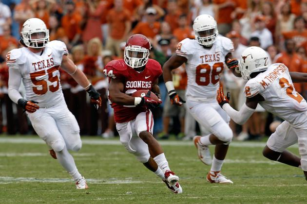 The Big 12's Top 25 Games to Watch in 2013