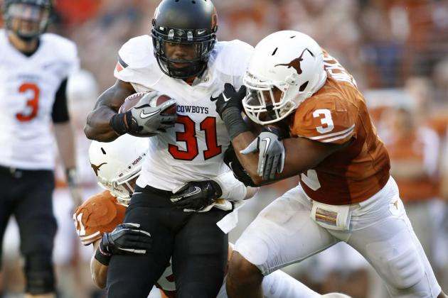 Texas Depth Chart Preview: Defense
