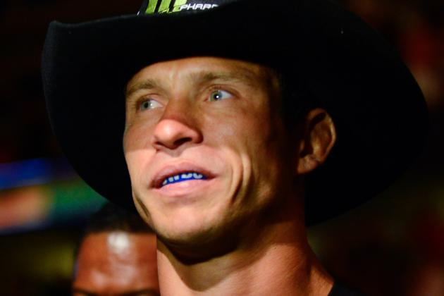 Report: Donald Cerrone Charged with Assault Following 'Boat Rage' Incident