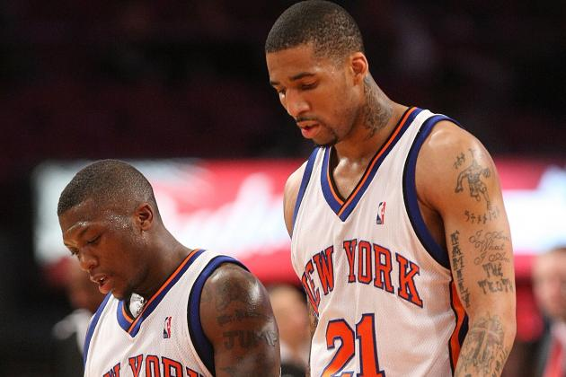 Wilson Chandler Happy About Nate Robinson Reunion