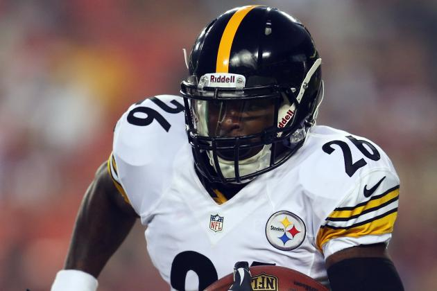 Le'Veon Bell Injury Opens Up Running Back Job for Pittsburgh Steelers