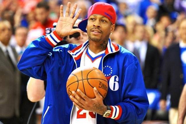 Allen Iverson to Reportedly Announce Retirement from NBA Before 2013-14 Season