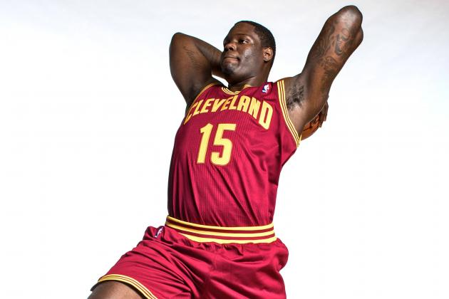 Best and Worst-Case Scenarios for Anthony Bennett's Rookie Season with Cleveland