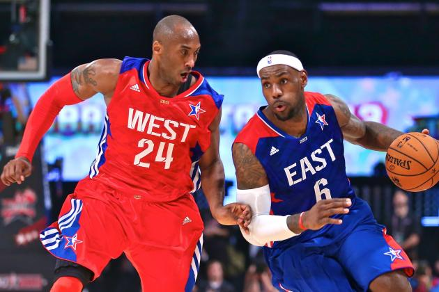 Kobe Bryant vs. LeBron James: 5 Days of Black Mamba Birthday Comparisons