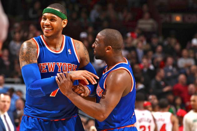 Raymond Felton Thinks Carmelo Anthony Is Better Scorer Than Kevin Durant