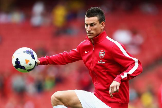 Laurent Koscielny Injury: Updates on Arsenal Defender's Head