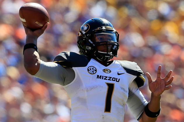 Murray State vs. Missouri: TV Info, Spread, Injury Updates, Game Time and More