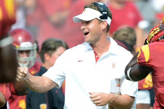 USC Football: Early Schedule Will Translate to Fast 2013 Start for Trojans