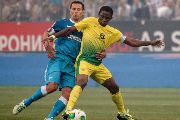 Manchester United Transfer News: Samuel Eto'o Interest Makes Little Sense