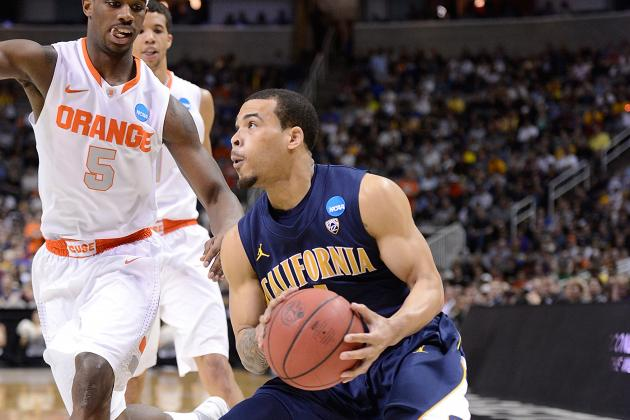 Cal Guard Justin Cobbs Has Surgery on Broken Foot