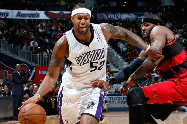 James Johnson Working out with Spurs, Hawks, Jazz
