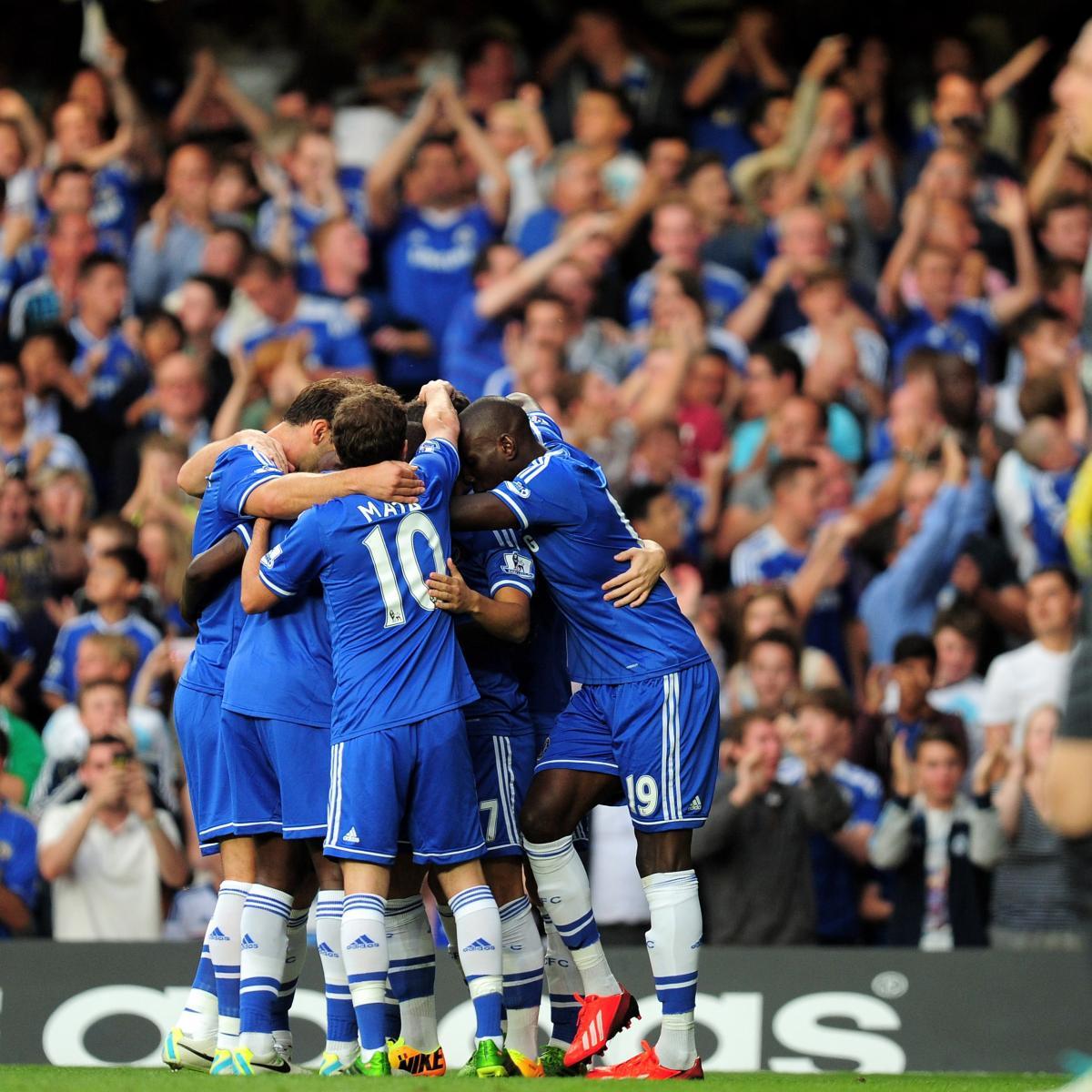 Chelsea vs. Aston Villa: Live Score, Highlights, Recap ...